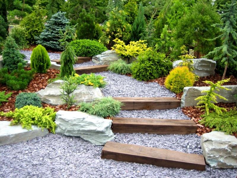 jardin feng shui images