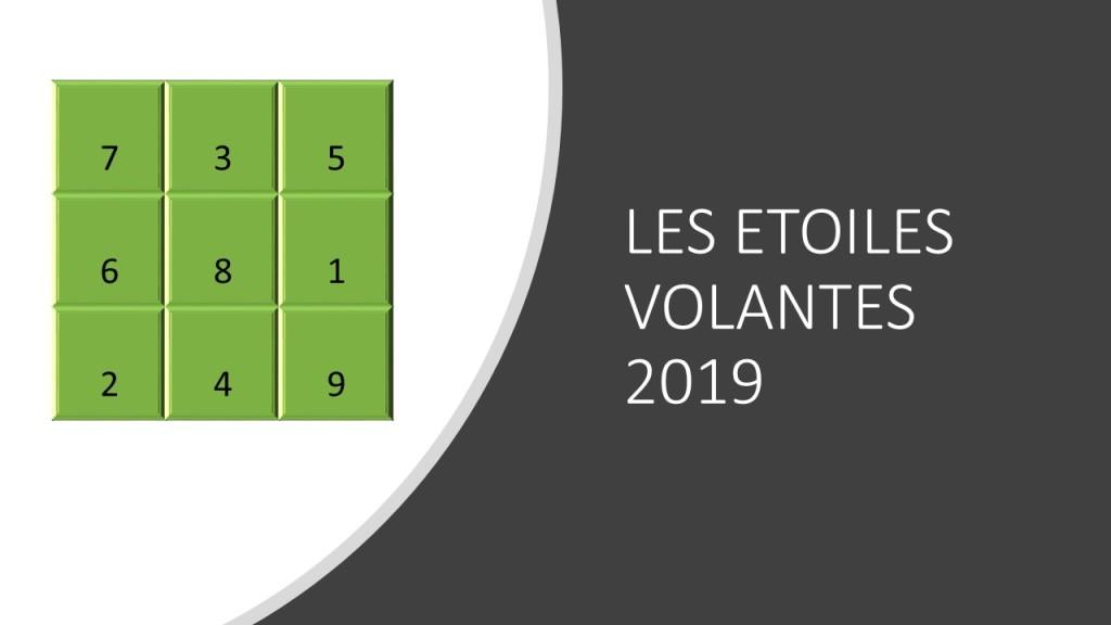etoiles 2019